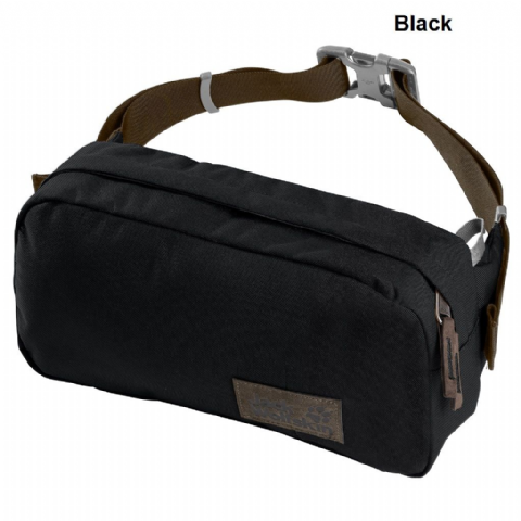 Jack Wolfskin Unisex Langley Belt Bag - 3 Litres